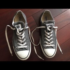 Converse All Star Low Top Sneaker Gray